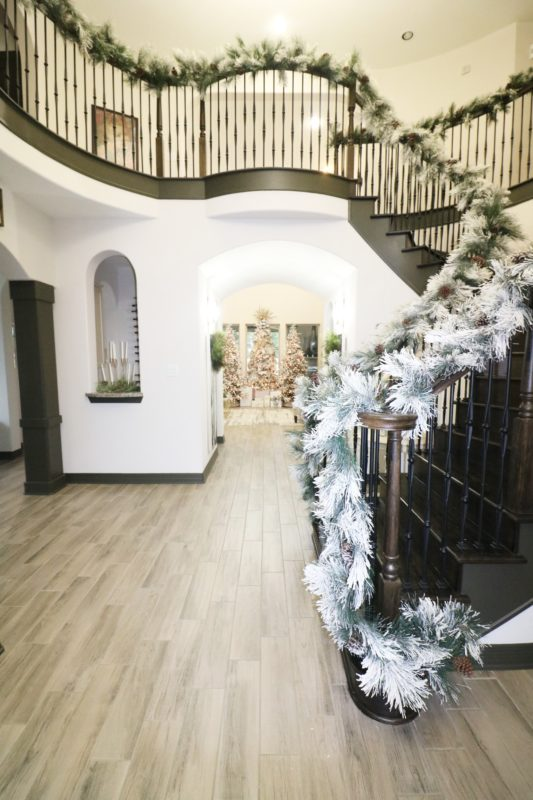 How To Decorate Your Christmas Garland Melissa Roberts Interiors