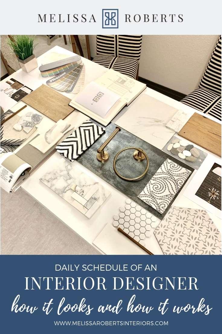 Q A With Mri Daily Schedule Of An Interior Designer Melissa Roberts Interior Design Home Decor Blog