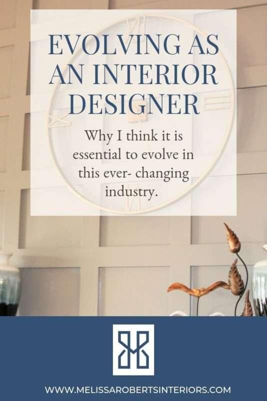 Q&A with MRI: Evolving as an Interior Designer - Melissa ...