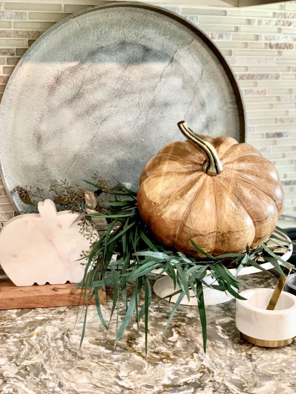 Minimalist Fall Decor Thats Budget Friendly Melissa